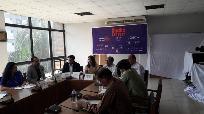 The Luxembourg Review at Dhaka Literature Festival 2017
